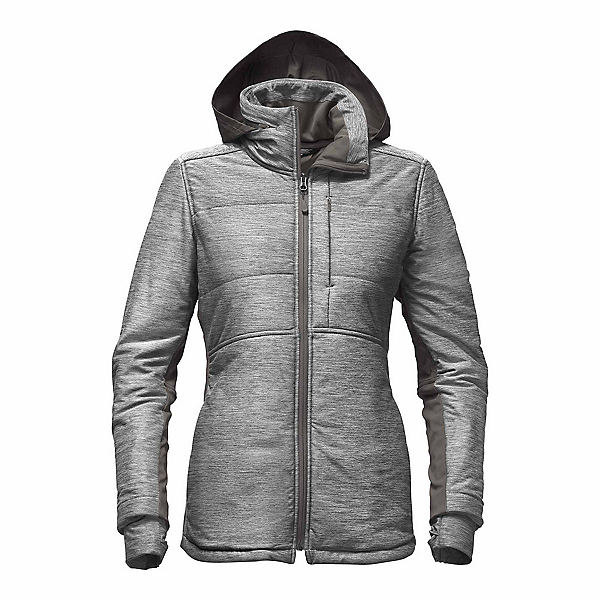 The North Face Pseudio Long Womens Jacket (Previous Season), , 600