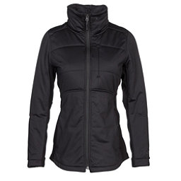 The North Face Pseudio Long Womens Jacket, TNF Black, 256
