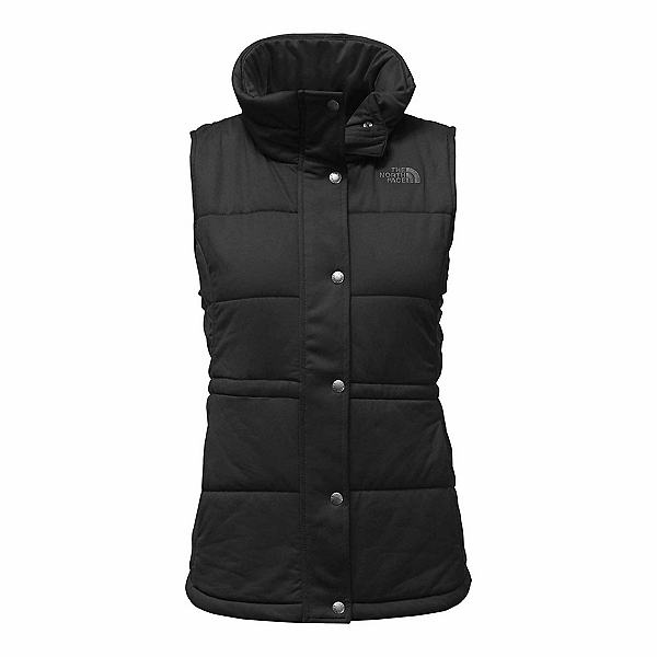 The North Face Pseudio Womens Vest, TNF Black, 600
