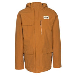 The North Face Chuchillo Parka Mens Jacket, Golden Brown, 256