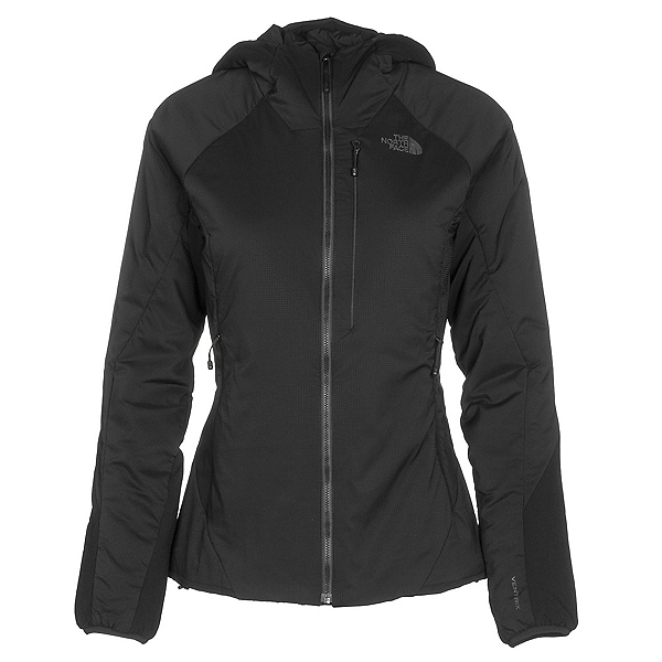 The North Face Ventrix Hoodie Womens Jacket, TNF Black-TNF Black, 600