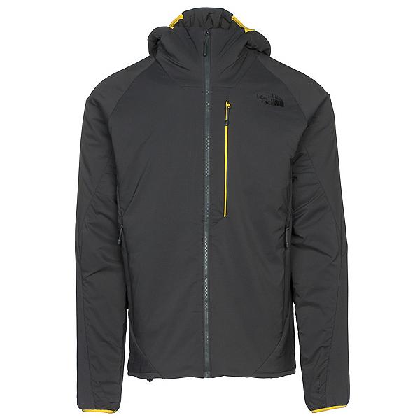 The North Face Ventrix Hoodie Mens Jacket, Asphalt Grey-Asphalt Grey-Acid, 600