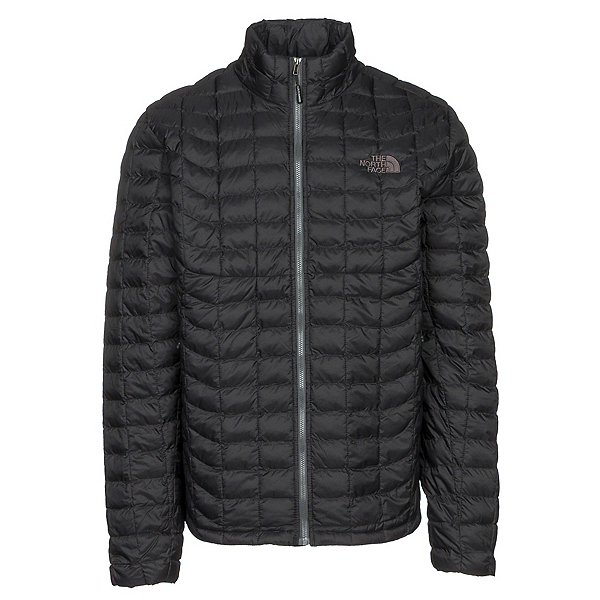 The North Face ThermoBall Mens Jacket, TNF Black Matte, 600