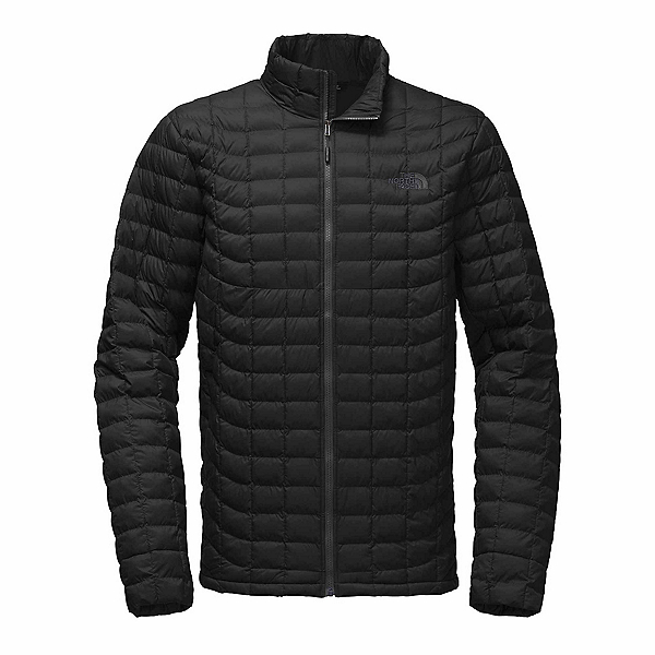 The North Face ThermoBall-Tall Mens Jacket, TNF Black Matte, 600