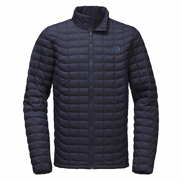 The North Face ThermoBall-Tall Mens Jacket, Urban Navy Matte, 600