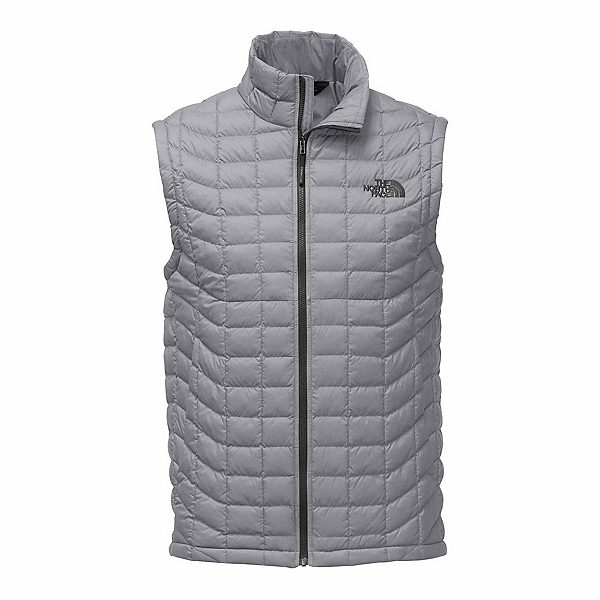 The North Face ThermoBall Mens Vest, Monument Grey Matte, 600