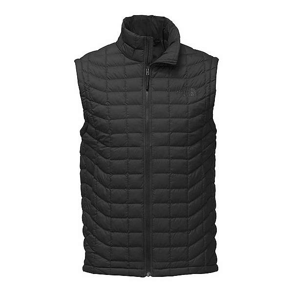 The North Face ThermoBall Mens Vest, TNF Black Matte, 600