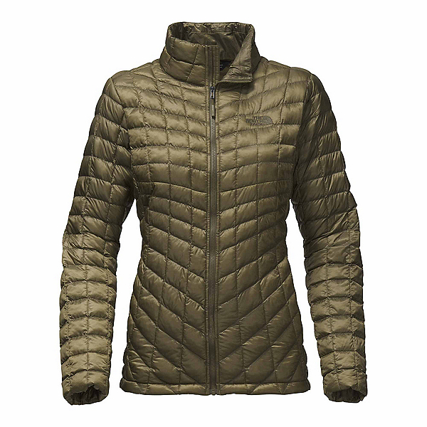 The North Face ThermoBall Full Zip Womens Jacket (Previous Season), , 600