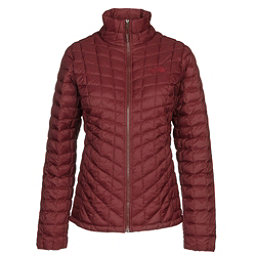 The North Face ThermoBall Full Zip Womens Jacket, Sequoia Red Matte, 256