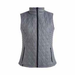 NILS Katrina Womens Vest, Steel Grey, 256