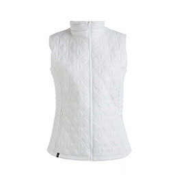 NILS Katrina Womens Vest, White, 256