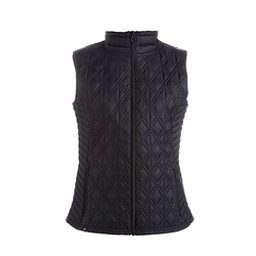 NILS Katrina Womens Vest, Black, 256