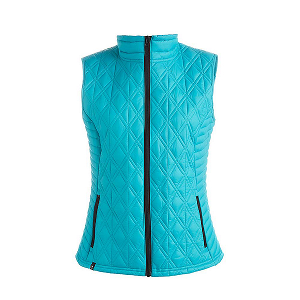 NILS Katrina Womens Vest, Turquoise, 600