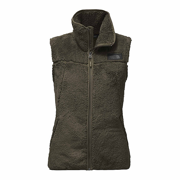 The North Face Campshire Womens Vest, New Taupe Green, 600