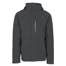 The North Face Apex Flex GTX Mens Insulated Ski Jacket, TNF Dark Grey Heather, 256