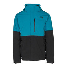 The North Face Apex Flex GTX Mens Insulated Ski Jacket, Brilliant Blue-TNF Black, 256