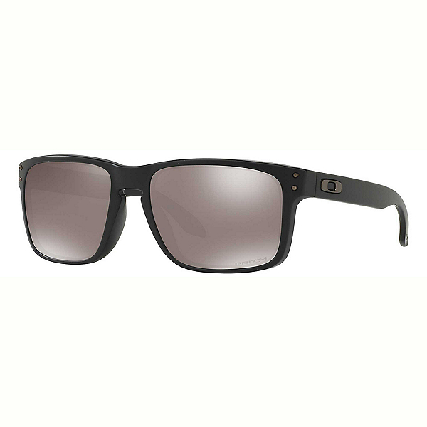 Oakley Holbrook PRIZM Polarized Sunglasses, Matte Black-Prizm Black Polarized, 600