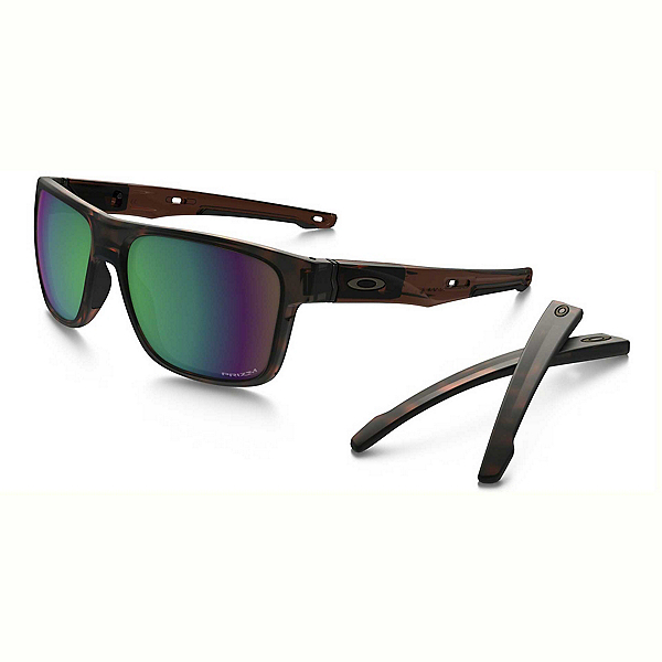 Oakley Crossrange PRIZM Polarized Sunglasses, , 600