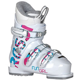 Rossignol Fun Girl J3 Girls Ski Boots 2018, , 256