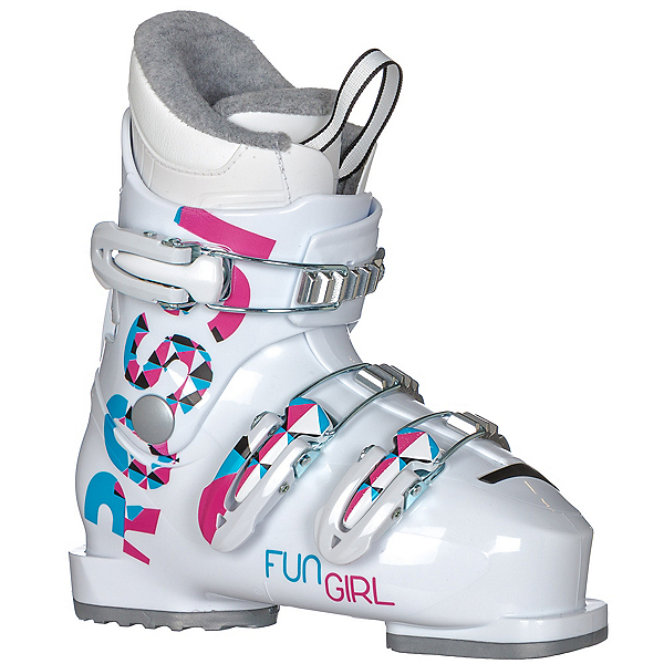 Rossignol Fun Girl J3 Girls Ski Boots 2020, , 600