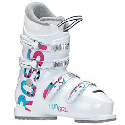Rossignol Fun Girl J4 Girls Ski Boots 2018, , 256