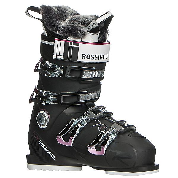 Rossignol Pure Elite 70 Womens Ski Boots 2018, Black, 600