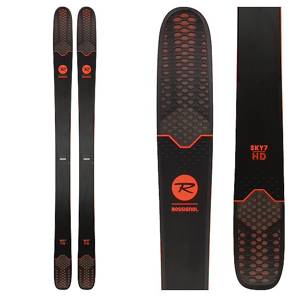 Rossignol Sky 7 HD Skis, , 600