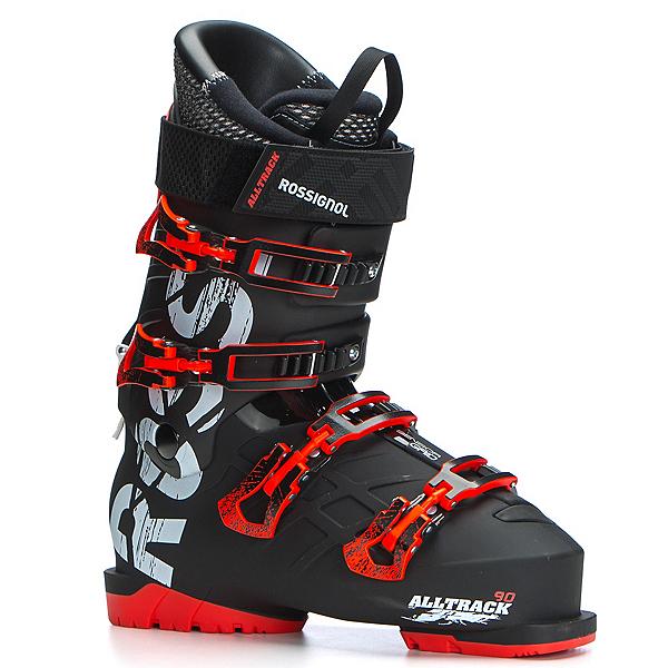 Rossignol Alltrack 90 Ski Boots 2018, Black-Red, 600