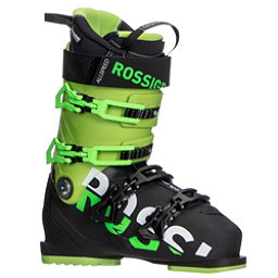 Rossignol Allspeed 100 Ski Boots 2018, Black-Green, 256