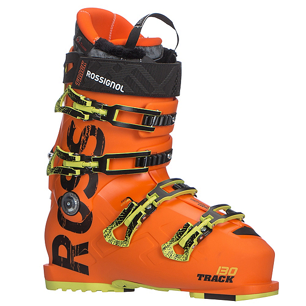 Rossignol Track 130 Ski Boots, Orange, 600