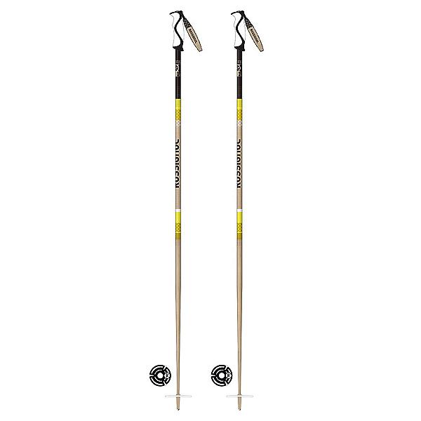 Rossignol Electra Bamboo Womens Ski Poles 2018, , 600