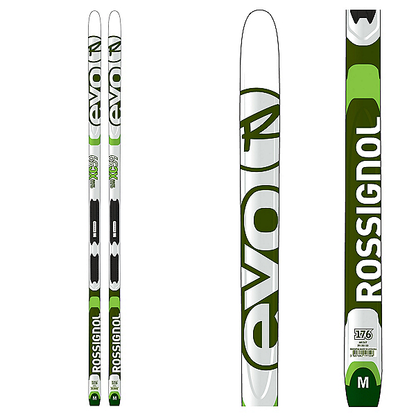 Rossignol Evo Glade 59 IFP Cross Country Skis with Bindings 2019, , 600