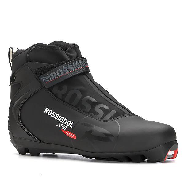Rossignol X-3 NNN Cross Country Ski Boots 2018, Black, 600