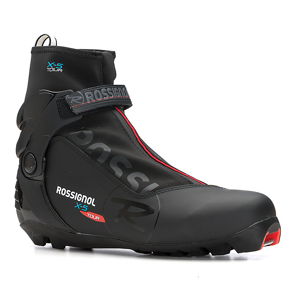 Rossignol X-5 NNN Cross Country Ski Boots 2020, Black, 600