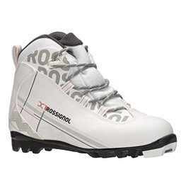 Rossignol X-1 FW Womens NNN Cross Country Ski Boots, White, 256