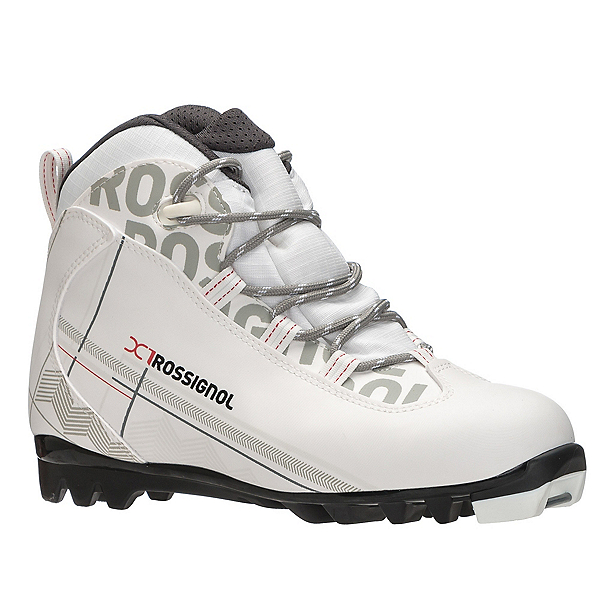 Rossignol X-1 FW Womens NNN Cross Country Ski Boots, White, 600