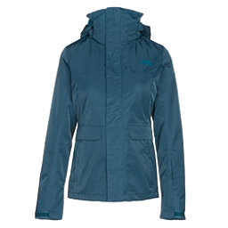 The North Face Helata Triclimate Womens Insulated Ski Jacket, Monterey Blue, 256
