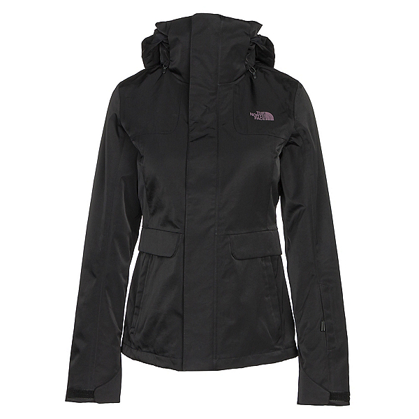 The North Face Helata Triclimate Womens Insulated Ski Jacket, TNF Black, 600