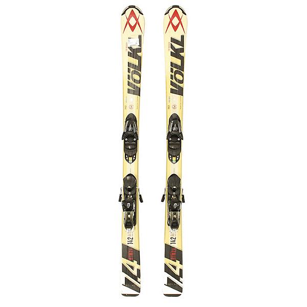Used 2014 Volkl RTM 7.4 Skis with Salomon L10 Bindings, , 600