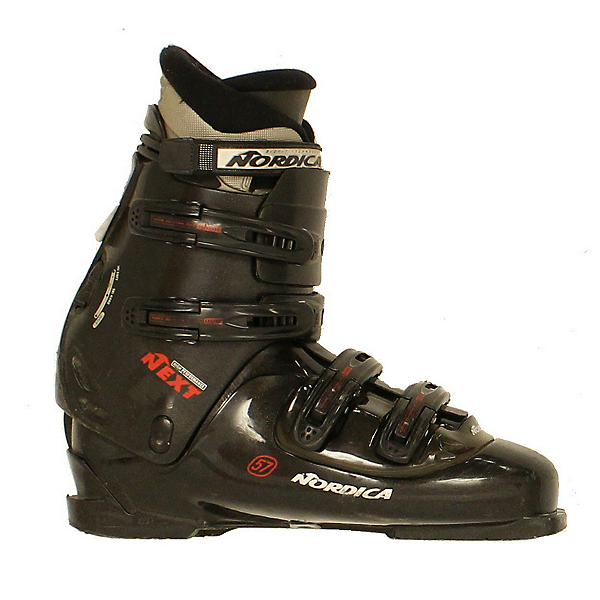 Used Mens Nordica Next 57 Ski Boots US Size 16, , 600