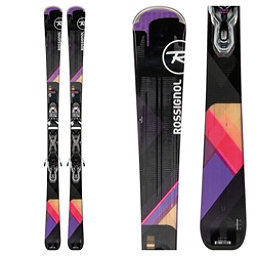 Rossignol Famous 6 Womens Skis with Xpress 11 Bindings 2018, , 256