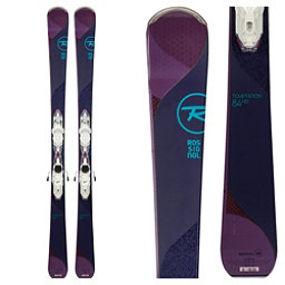 Rossignol Temptation 84 HD Womens Skis with Xpress 11 Bindings, , 256