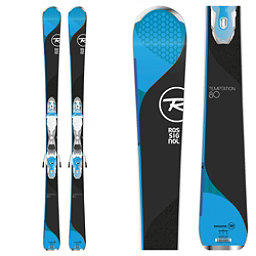 Rossignol Temptation 80 Womens Skis with Xpress 11 Bindings 2018, , 256