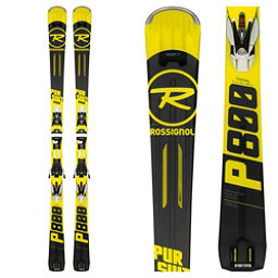 Rossignol Pursuit 800 TI CAM Skis with SPX 12 Konect Bindings 2018, , 256