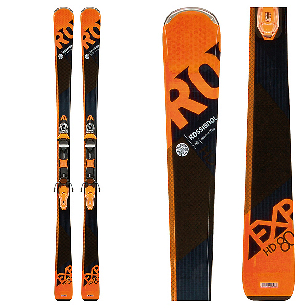 Rossignol Experience 80 HD Skis with Xpress 11 Bindings, , 600