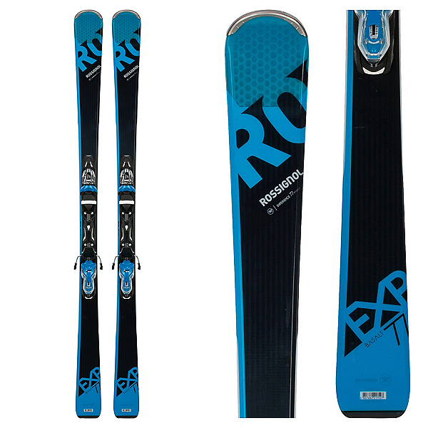 Rossignol Experience 77 BA Skis with Xpress 11 Bindings 2018, , 600