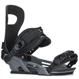 Bent Metal Solution Snowboard Bindings 2018, Black, 256