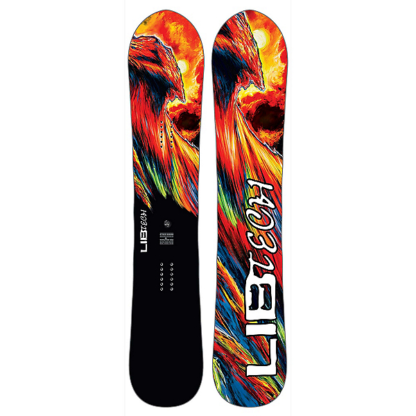 Lib Tech Attack Banana HP C2E Snowboard 2018, , 600