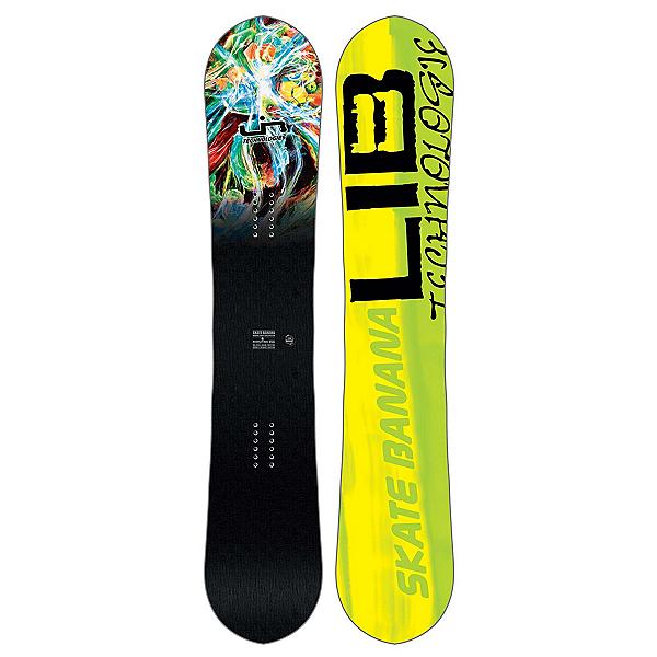 Lib Tech Skate Banana BTX Parillo Wide Snowboard 2018, , 600