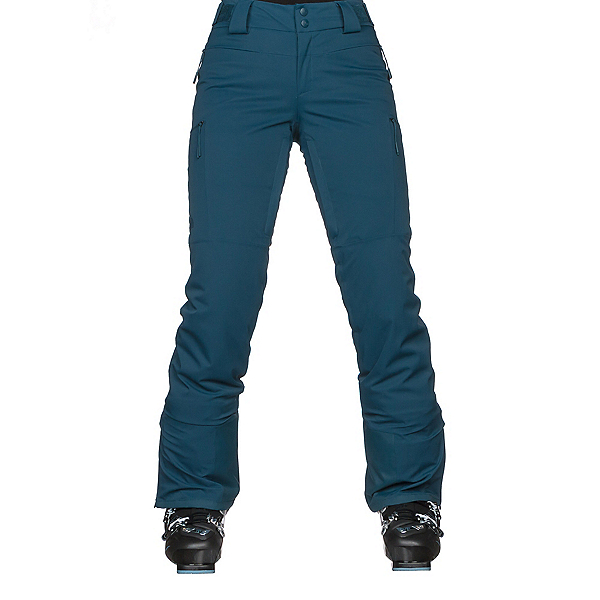 The North Face Powdance Womens Ski Pants (Previous Season), Monterey Blue, 600
